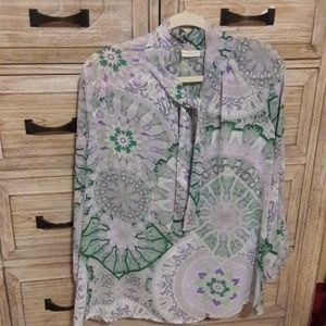 COPY - NEW YORK & CO EVA MENDES Dress Blouse